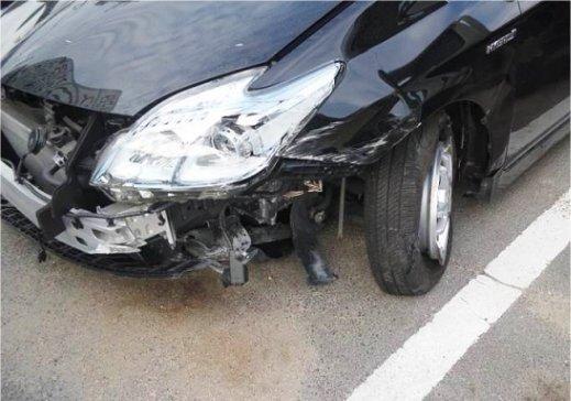 交通事故解決の流れ