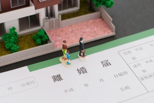 離婚の慰謝料・養育費、財産分与