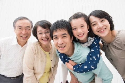 家族の扶養