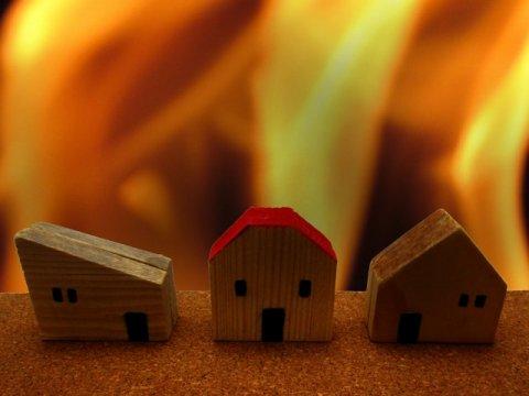 火事の責任